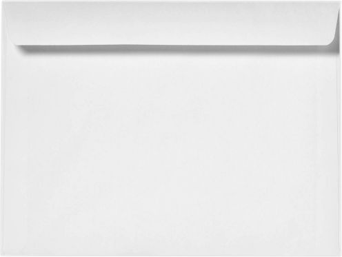 7 1/2 x 10 1/2 Booklet Envelopes 24lb. Bright White