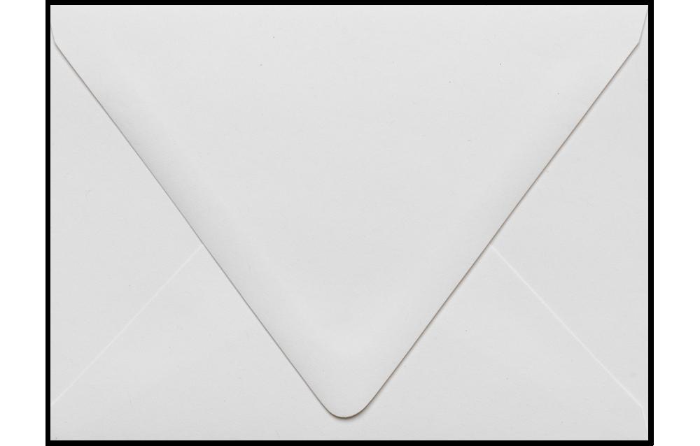 a6 contour flap envelopes 4 3 4 x 6 1 2 80lb white 100 recycled. Black Bedroom Furniture Sets. Home Design Ideas
