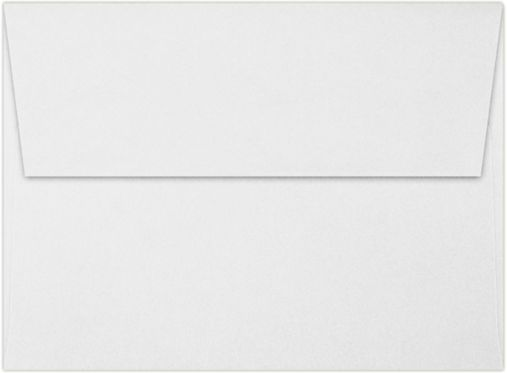 A7 Invitation Envelopes (5 1/4 x 7 1/4) 70lb. Bright White