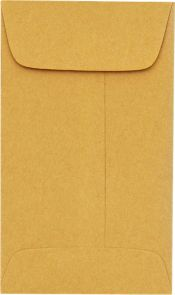 #4 1/2 Coin Envelopes