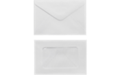 #56 Mini Window Envelope