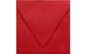 6 1/2 x 6 1/2 Square Contour Flap Envelopes