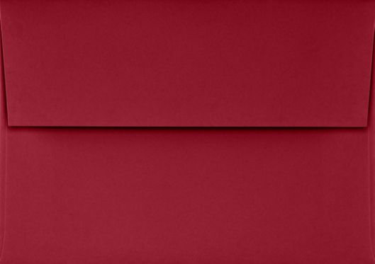 A1 Invitation Envelopes (3 5/8 x 5 1/8) Garnet