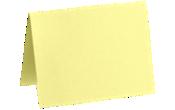 A9 Folded Card