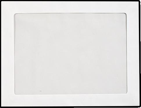10 x 13 full face window envelopes 28lb 28lb bright for 10 x 13 window envelope