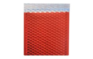 6 X 6 1/2 - LUX Matte Metallic Bubble Mailer 