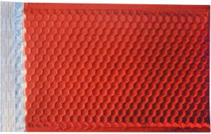 12 X 17 - LUX Matte Metallic Bubble Mailer 