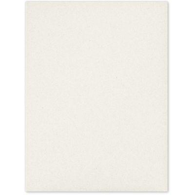 Quick Ship - 4Color Folders Vanilla Bean White