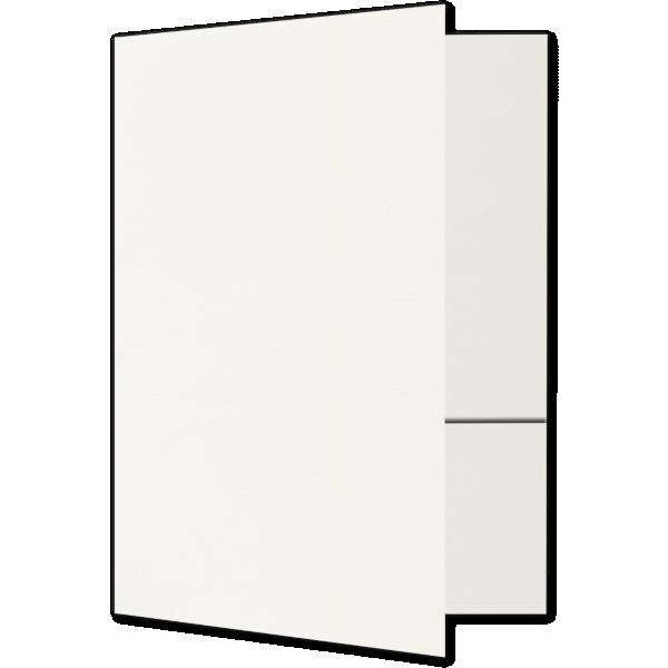 Quick Ship - 4Color Folders Bright White