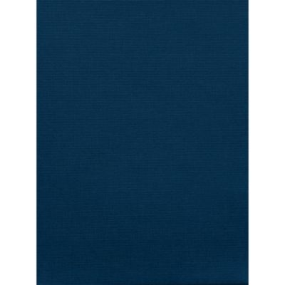 Quick Ship - Foil Stamped Folders Nautical Blue