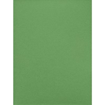 Quick Ship - Foil Stamped Folders Grasshopper Green