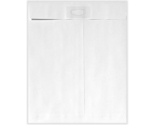 10 x 13 Spot Seal Envelopes 28lb. Bright White