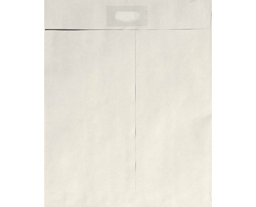 10 x 13 Spot Seal Envelopes Gray Kraft