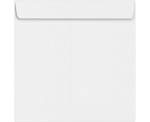 9 x 9 Square Envelopes 70lb. White