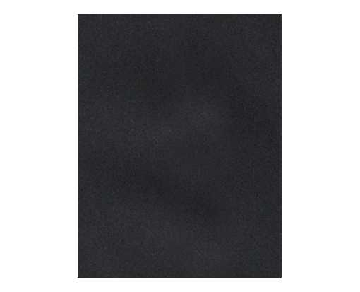 11 x 17 Cardstock Midnight Black