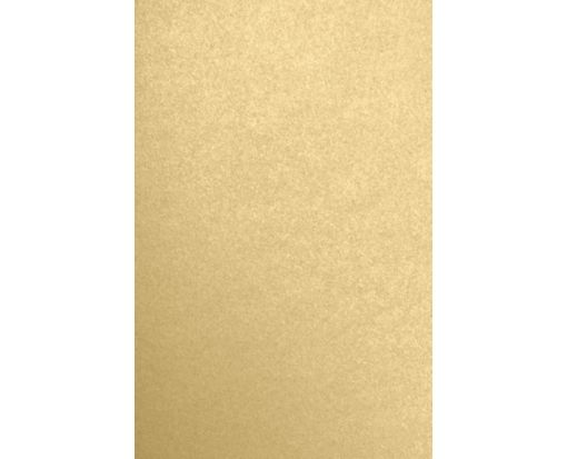 11 x 17 Cardstock Blonde Metallic