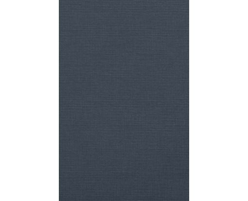 11 x 17 Cardstock Nautical Blue Linen