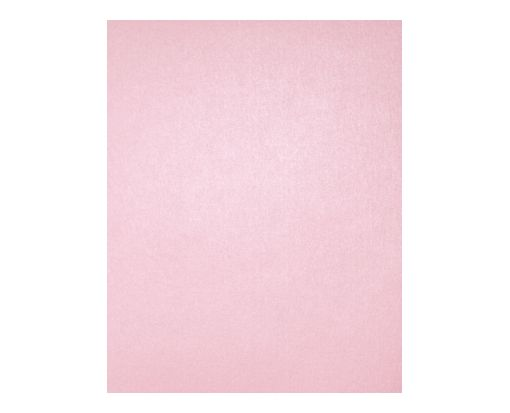 11 x 17 Cardstock Rose Quartz Metallic