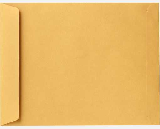 16 x 20 Jumbo Envelopes 28lb. Brown Kraft