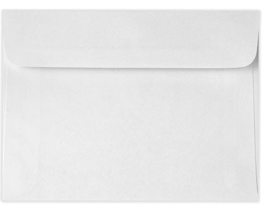 4 3/4 x 6 1/2 Booklet Envelopes 24lb. Bright White