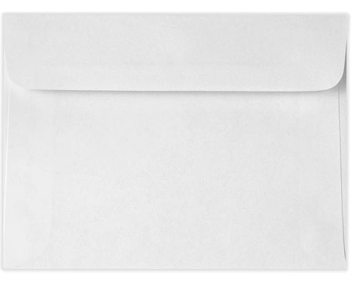 5 1/2 x 7 1/2 Booklet Envelopes 24lb. Bright White