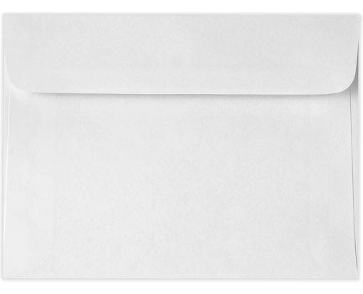 5 3/4 x 8 7/8 Booklet Envelopes 24lb. Bright White