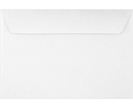 6 x 9 Booklet Envelopes 28lb. Bright White