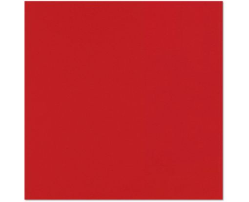 12 x 12 Cardstock Ruby Red