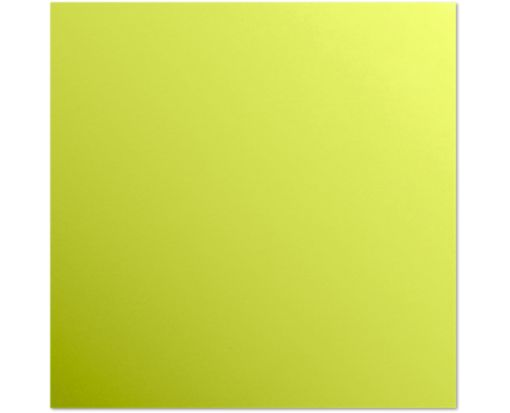12 x 12 Cardstock 92lb. Glowing Green