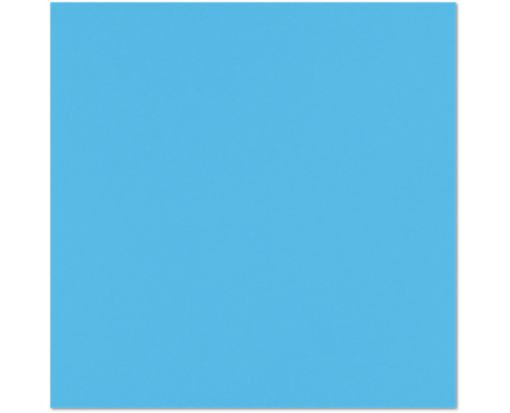 12 x 12 Cardstock Bright Blue
