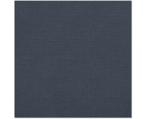 12 x 12 Cardstock Nautical Blue Linen
