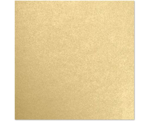 12 x 12 Cardstock Blonde Metallic