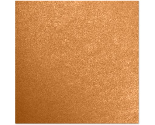 12 x 12 Cardstock Copper Metallic