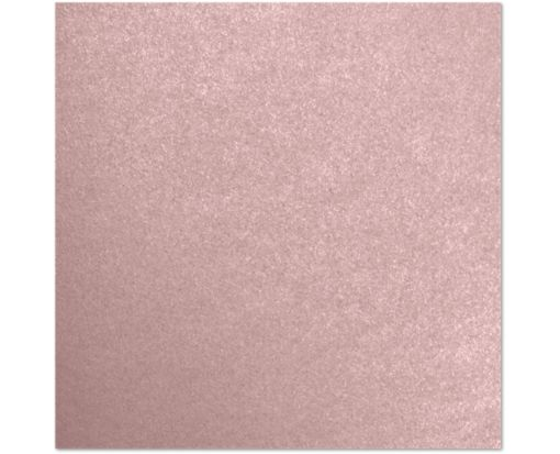 12 x 12 Paper Misty Rose Metallic - Sirio Pearl®