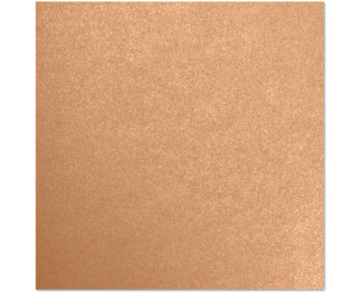 12 x 12 Paper Copper Metallic