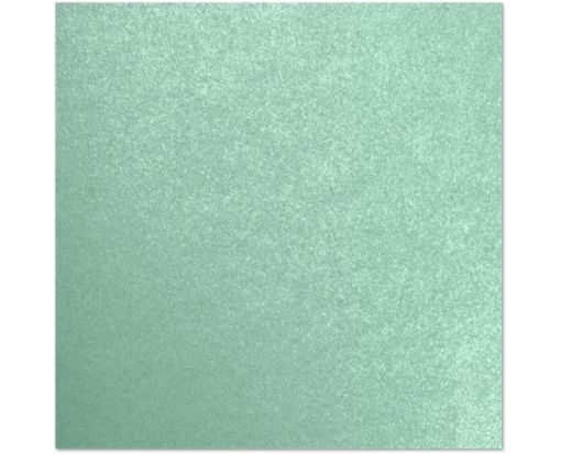 12 x 12 Paper Emerald Metallic