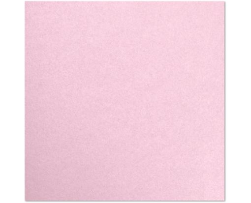 12 x 12 Paper Rose Quartz Metallic