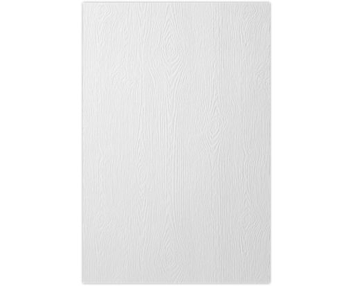 12 x 18 Cardstock White Birch Woodgrain