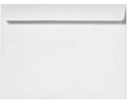 7 x 10 Booklet Envelopes 24lb. Bright White