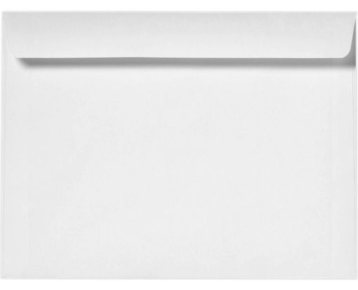 8 3/4 x 11 1/2 Booklet Envelopes 24lb. Bright White