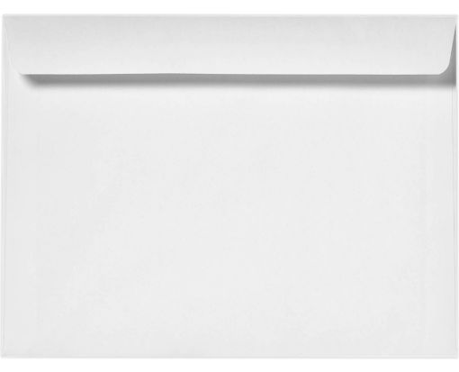 9 x 12 Booklet Envelopes 24lb. Bright White