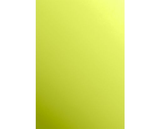 13 x 19 Cardstock 92lb. Glowing Green
