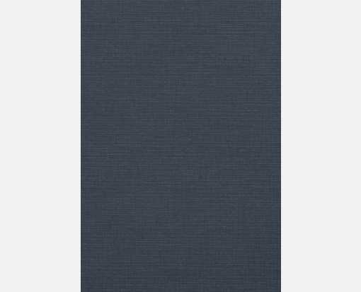 13 x 19 Cardstock Nautical Blue Linen