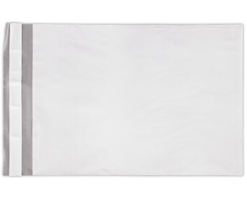 9 x 12 Poly Mailers White Poly