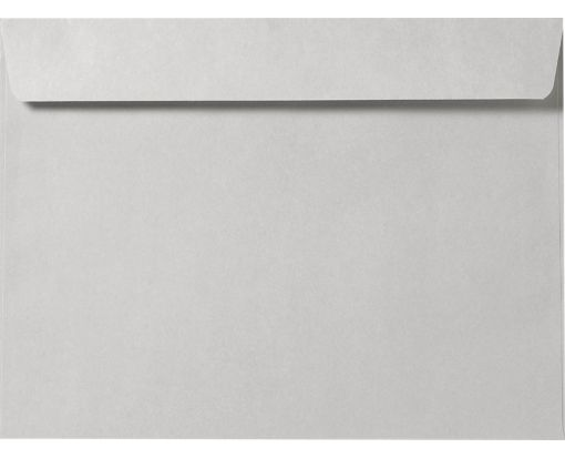 9 x 12 Booklet Envelopes Gray Kraft