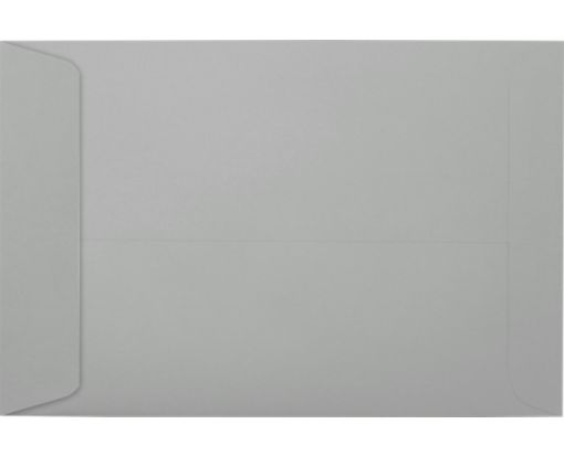 6 x 9 Open End Envelopes 28lb. Gray Kraft