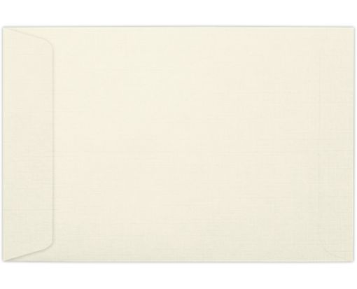 6 x 9 Open End Envelopes Natural Linen