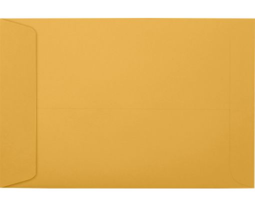 6 x 9 Open End Envelopes 24lb. Brown Kraft