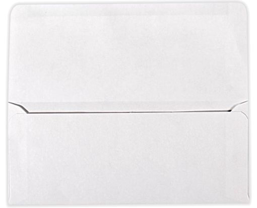 #9 Remittance Envelopes (3 7/8 x 8 7/8 Closed) 24lb. Bright White