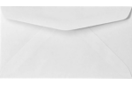 #6 3/4 - (3 5/8 x 6 1/2) 24lb. Bright White
